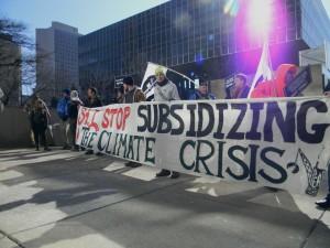 stl stop climate crisis